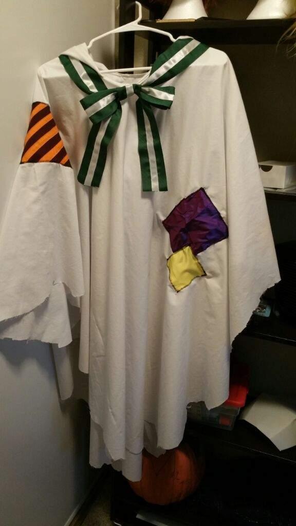 Deku Halloween WIP | Cosplay Amino