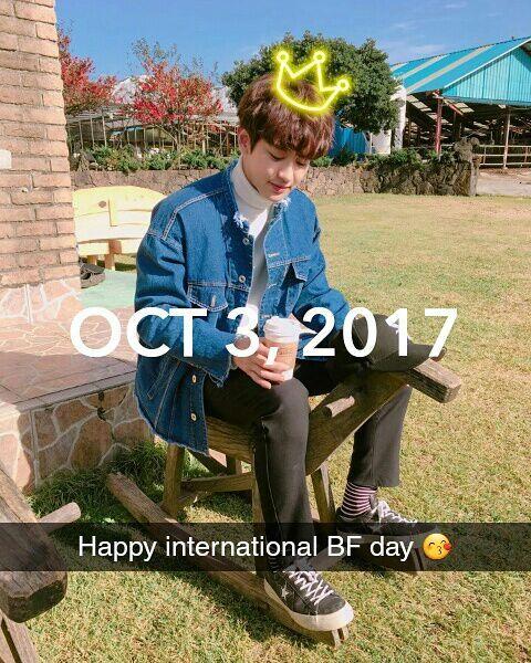 International Boyfriend Day Exo ̗'소 Amino