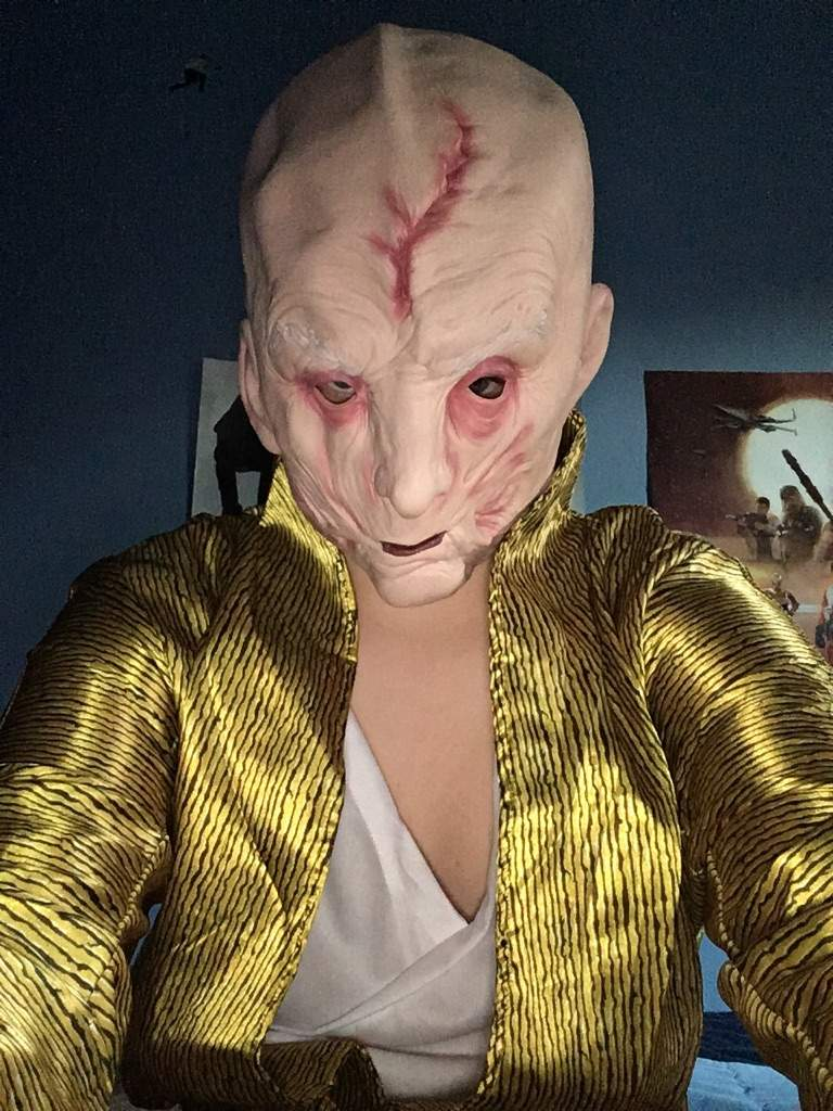 My Supreme Leader Snoke Costume