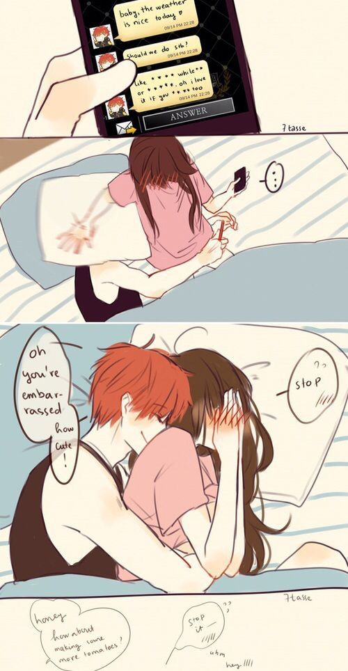 Cute Couple Moments