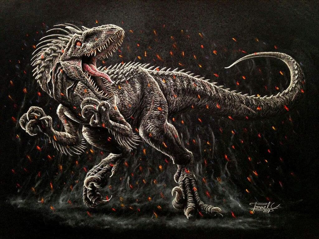 Informacion De Jurassic World 2 The Falleng Kingdom