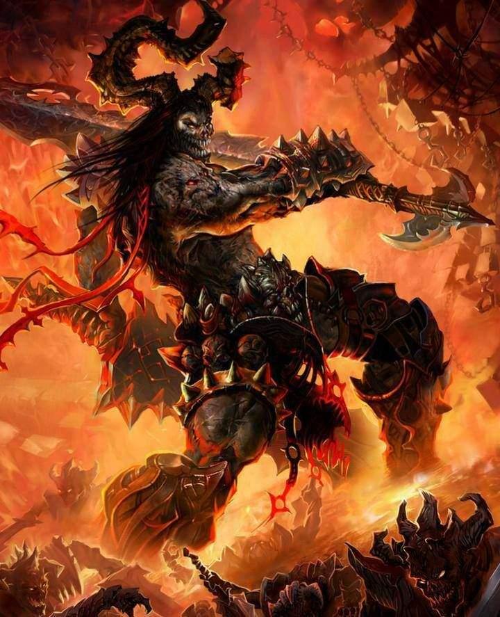 Surt: O Rei Dos Gigante De Fogo // Muspelhein {Mitologia