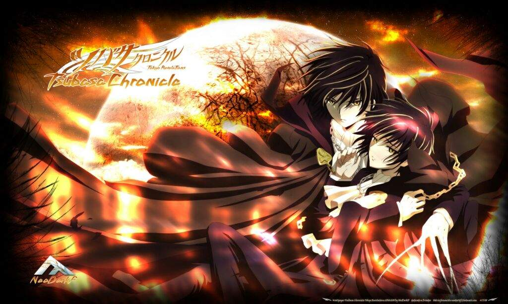 Wallpapers De Tsubasa Chronicle Hd Anime City Rol Amino