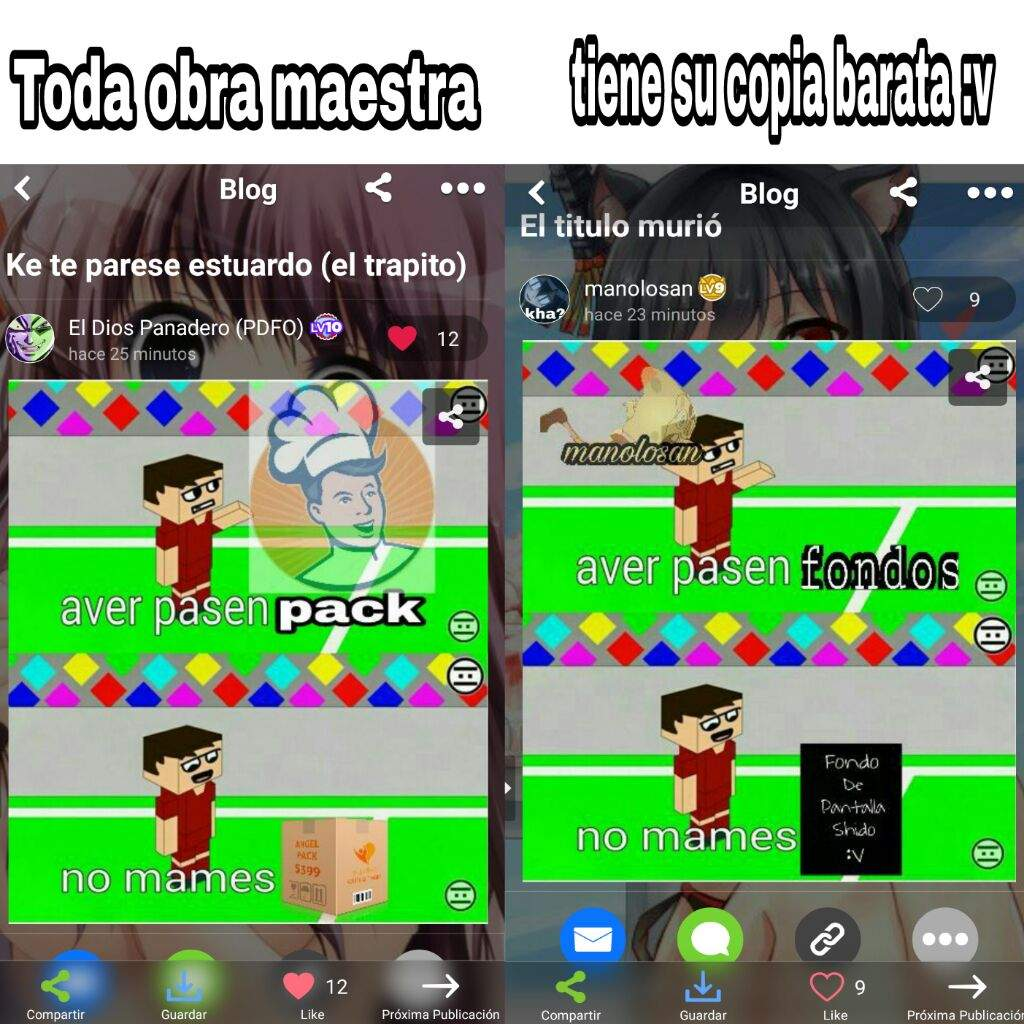 Porfavor Manolo No Te Enojes Conmigo V Momos En Español Amino