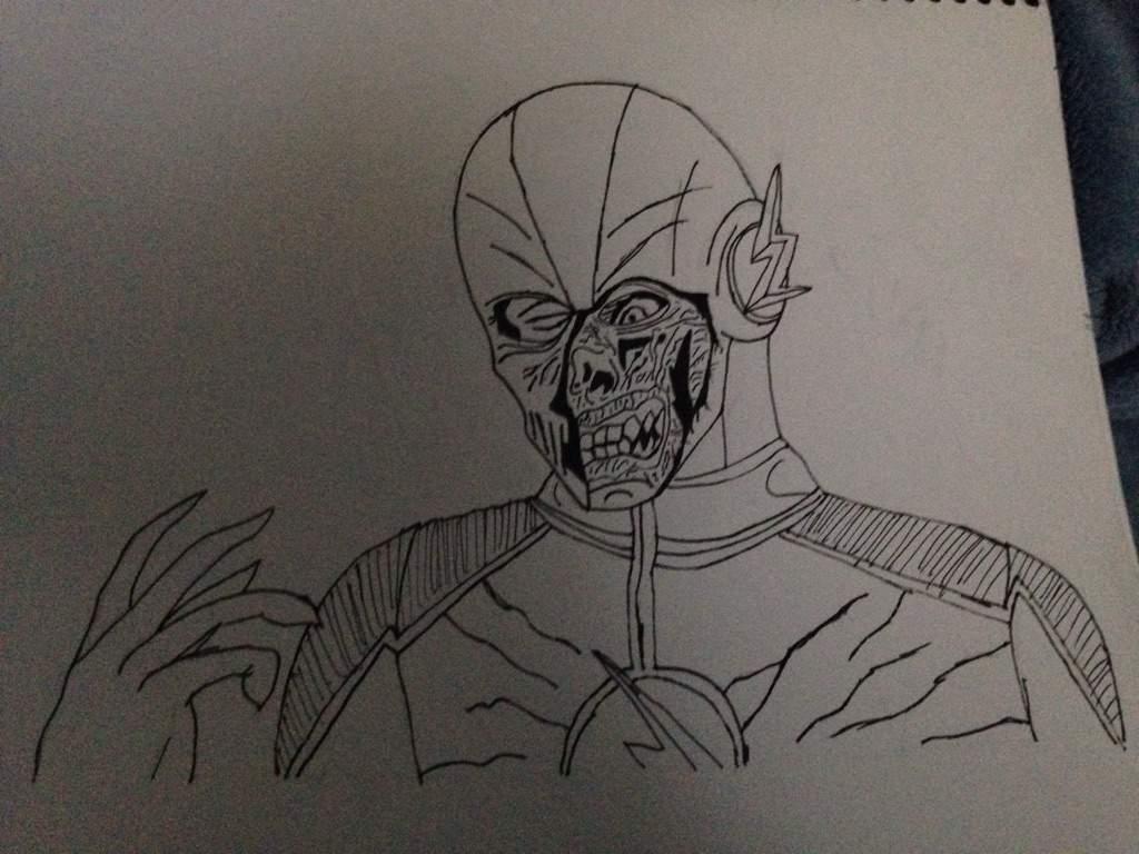 The Black Flash Transformation Drawing The Flash Amino