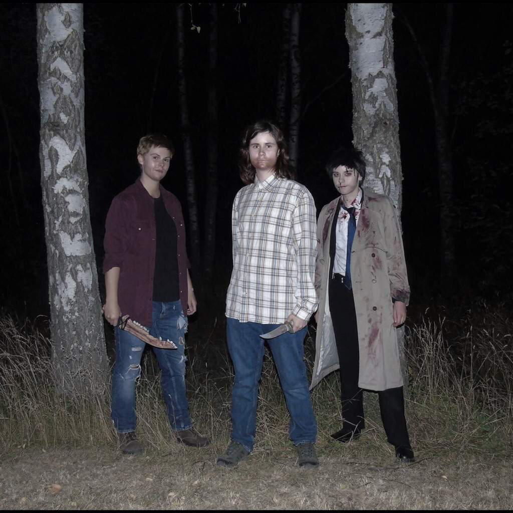 Images From My Test Of Being Sam Winchester Who Met Awesome Pro
