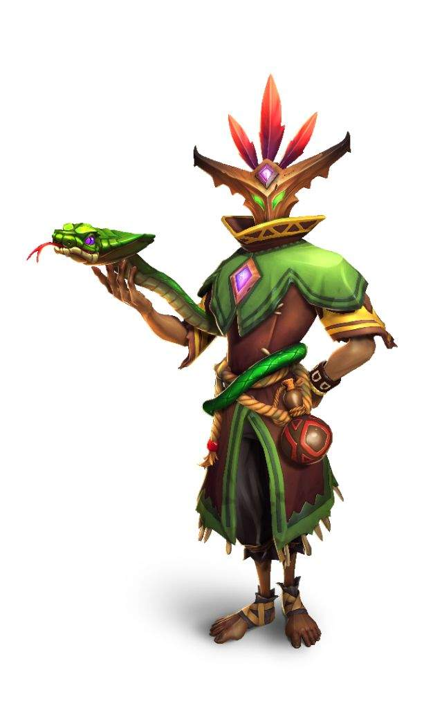 Maldamba Arguably Has The Highest Skill Ceiling In Game As He Takes A Lot Of To Play His Full Potential