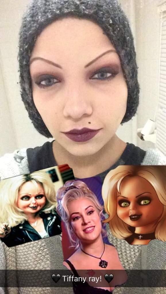 Tiffany Makeup