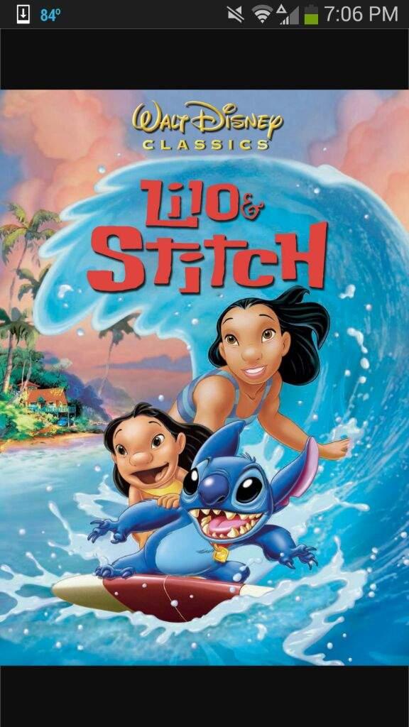Lilo And Stitch Movie Review Disney Amino