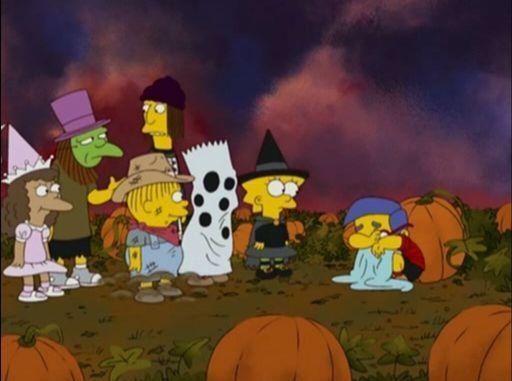 Top Ten Best Tree House of Horror Segments | Horror Amino