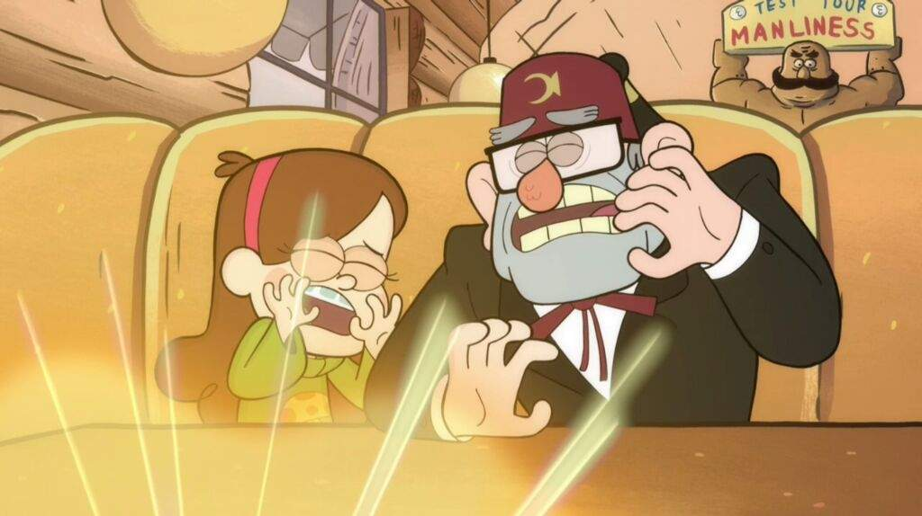Why I dont like Dipper vs  Manliness as much as the other