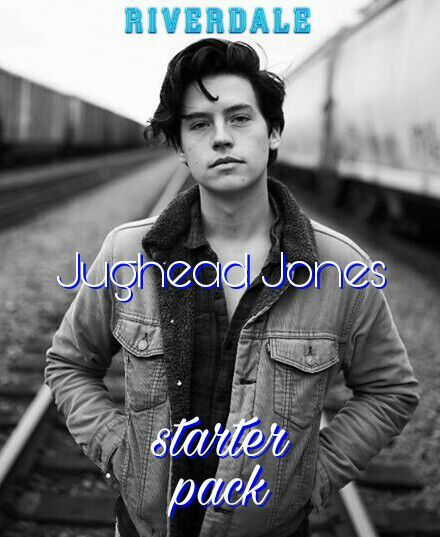 jughead jones starter pack riverdale amino