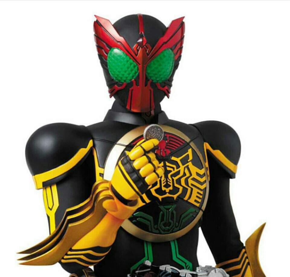 Kamen Rider Showdown: OOO vs Build | Kamen Rider Amino Amino