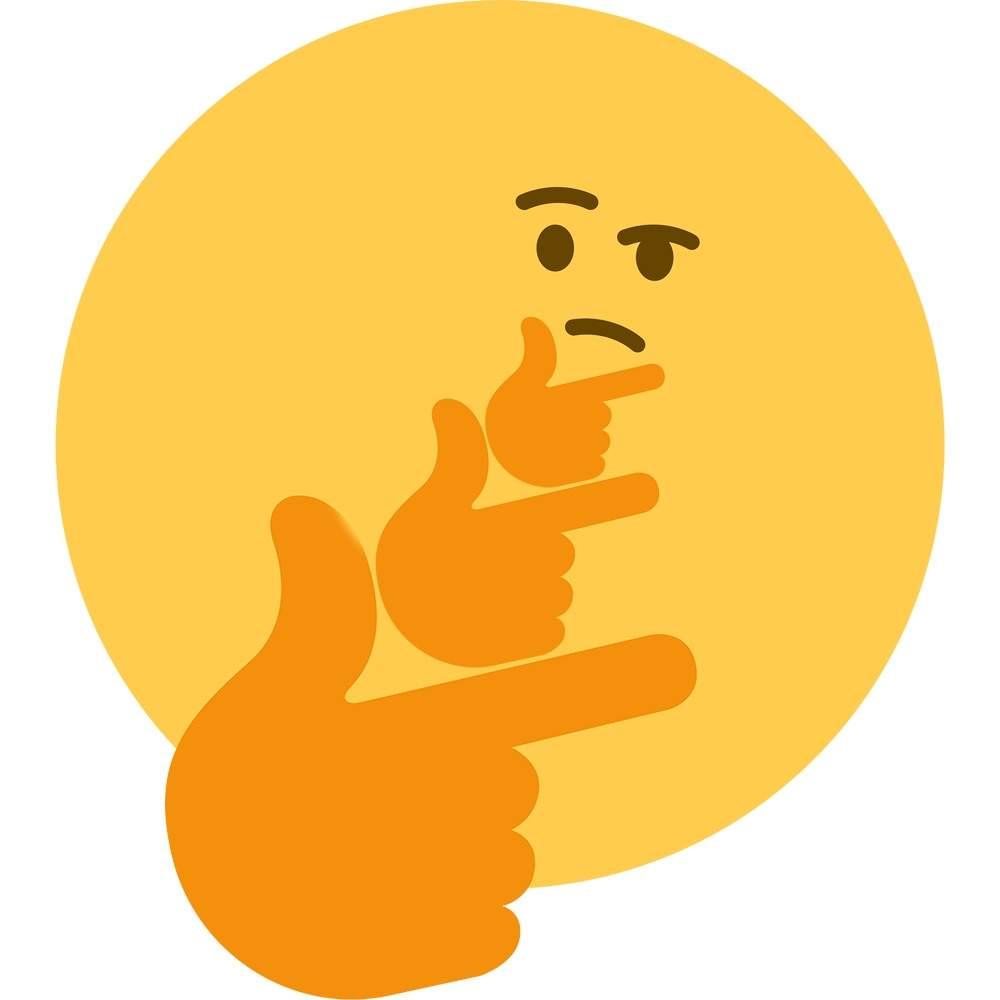 The Thinking Emoji Archives | Dank Memes Amino