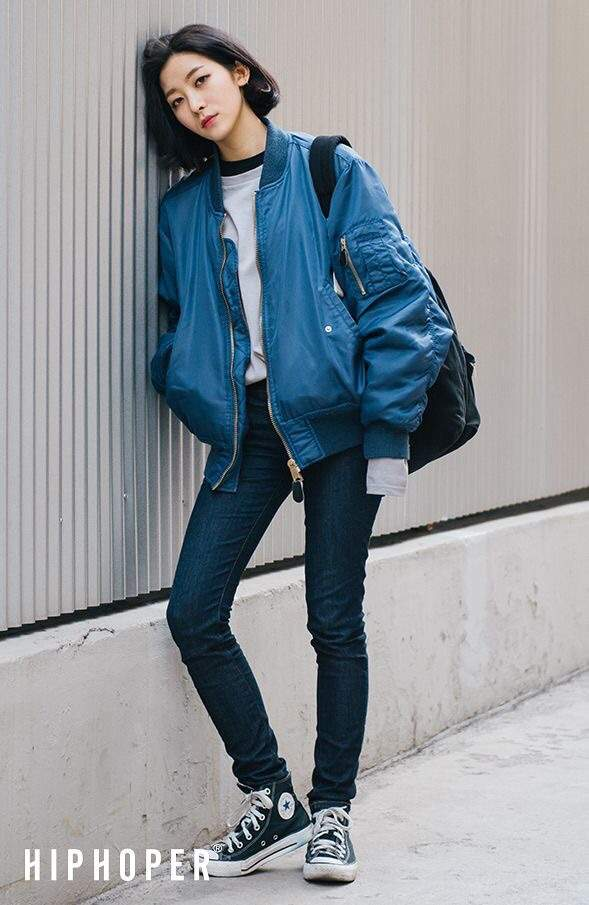 Korean Tomboy Style Korean Fashion Amino
