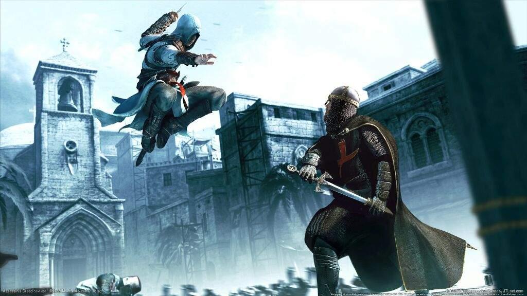 Os Nove Alvos de Altaïr Ibn-La'Ahad | Assassin's Creed Brasil™ Amino