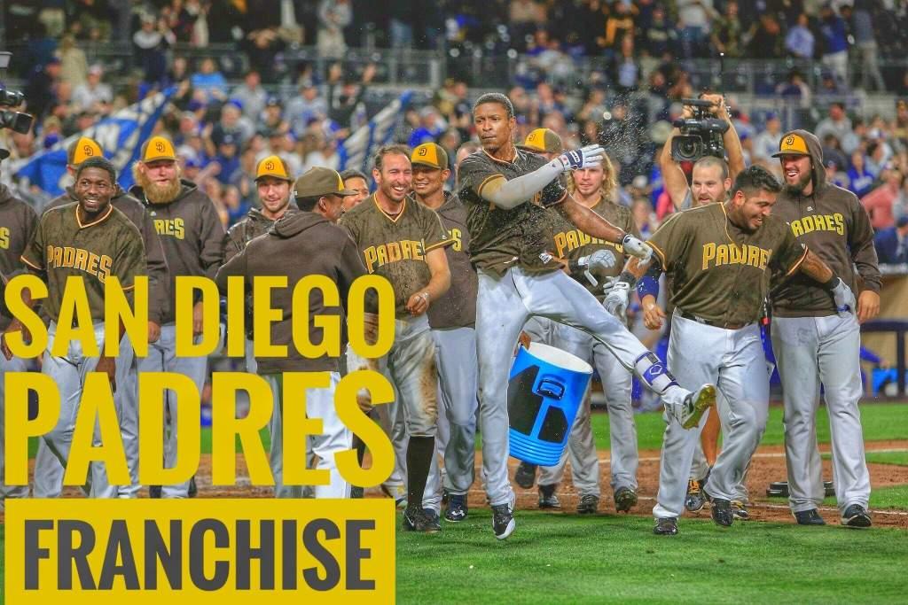 San Diego Padres~Team Introduction | Grand Slam Amino