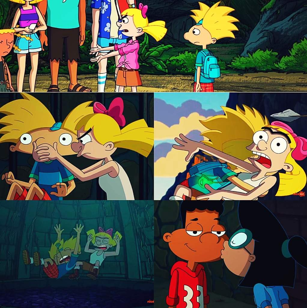 Hey Arnold! The Jungle Movie Double Trailer Review ...