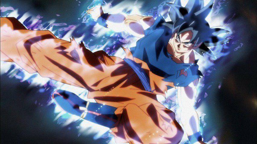 Migatte No Gokui Goku Dragonballz Amino