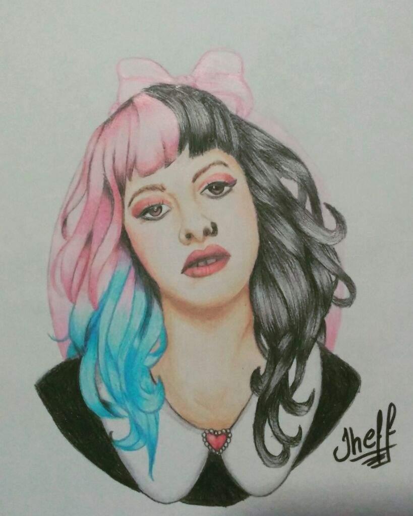Desenho Realista Melanie Martinez Desenhistas Do Amino Amino