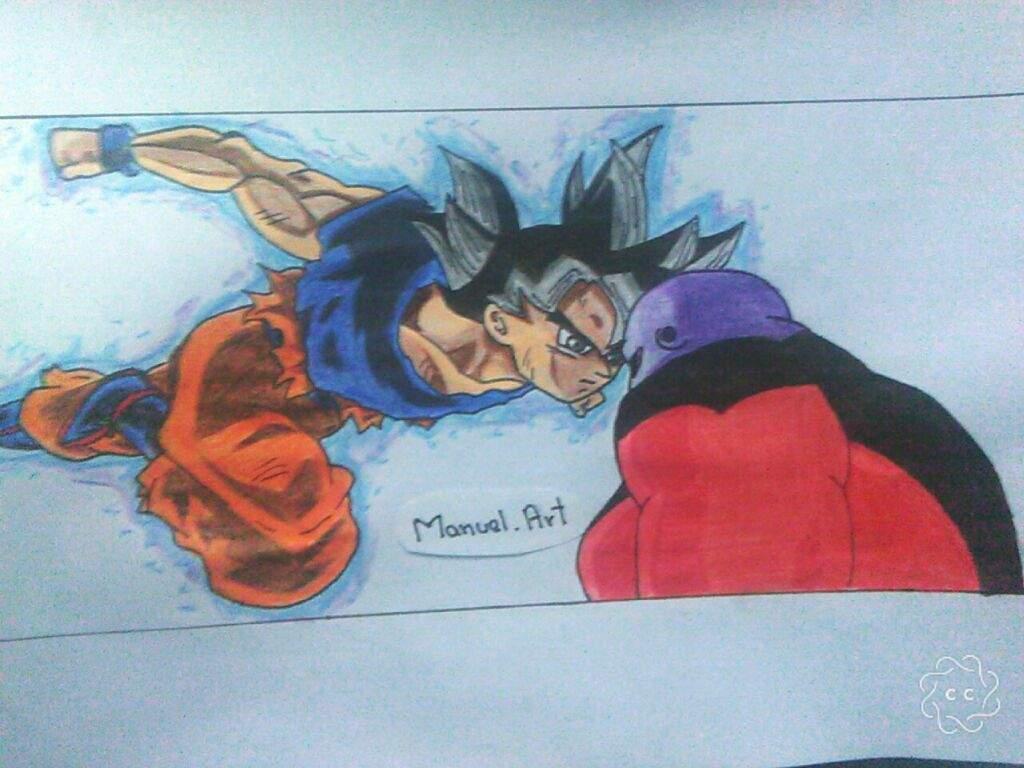 Goku Vs Jiren Dibujarte Amino