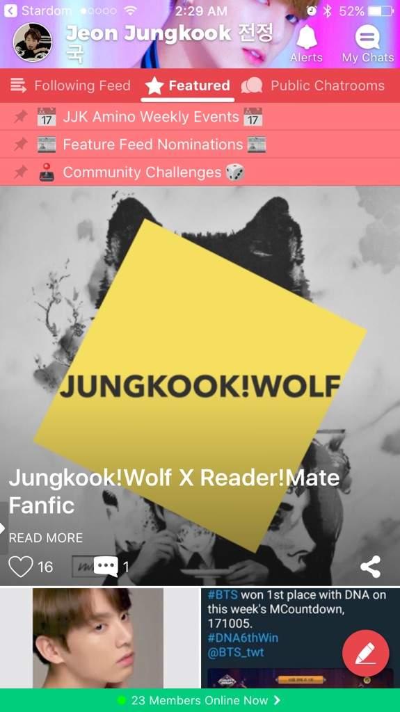 Jungkook!Wolf X Reader!Mate Fanfic | Jeon Jungkook 전정국 Amino