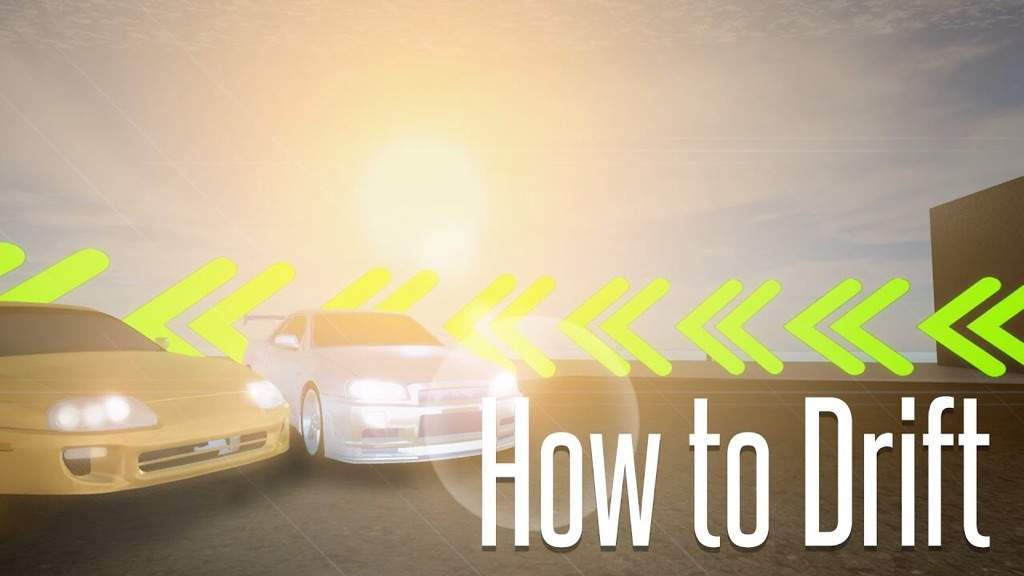 How To Be A Professional Drifter In Vehicles Simulator Roblox Amino