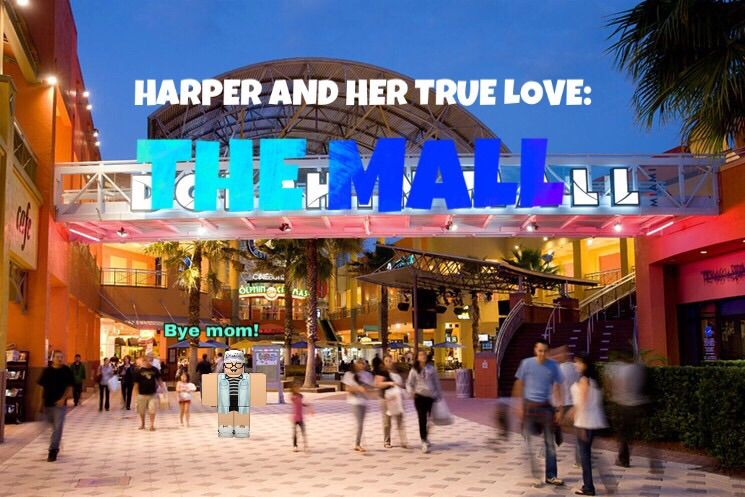 Harper And Her True Love The Mall S1 E2 Roblox Amino - roblox shopping plaza