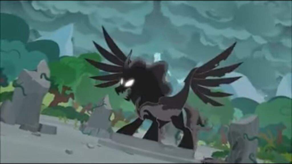 And Who Is That Spoiler Mlp Episode 25 Shadow Play Part