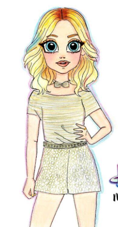 Em Desenho Ambar Disney Sou Luna Amino