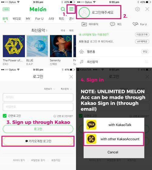 TUTORIAL] Android/iOS: Register on Melon | MONBEBE Amino