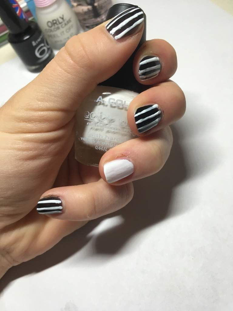 🖤~Nail Art Tutorial - Jack Skellington~🖤 | Wiki | Disney Amino