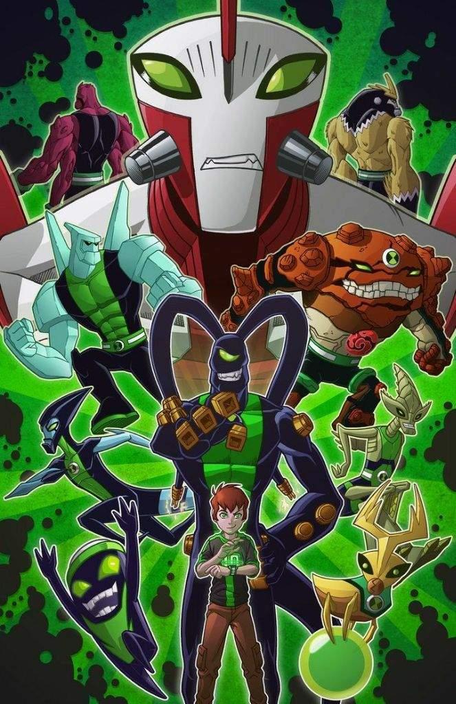 Ben 10 The Greatest Comic Book Superhero Comics Amino