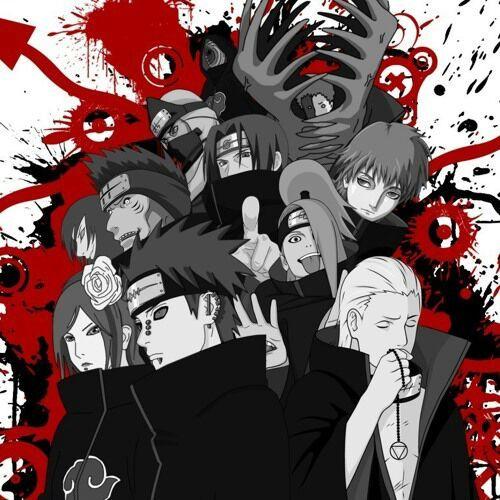 Naruto Akatsuki Theme Song Soundtrack Anime Amino