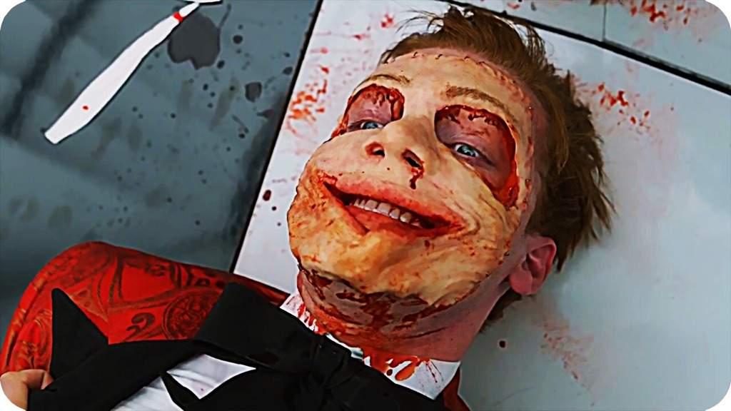 Joker's Revenge - The Laughing Man [Full Movie]   Harley ...  Joker's Rev...