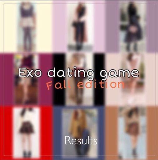 Dating game exo