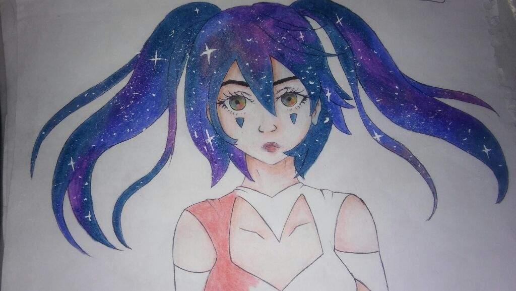 Cabelo Galaxia Desenhistas Magistrais Amino