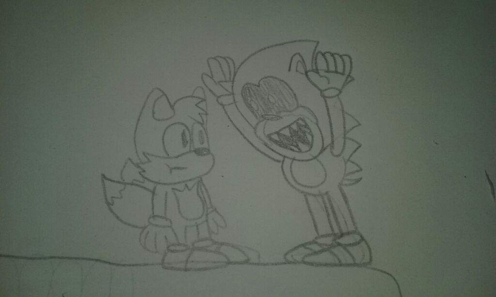 Sonic Exe Is Not Scary Sonic The Hedgehog Amino