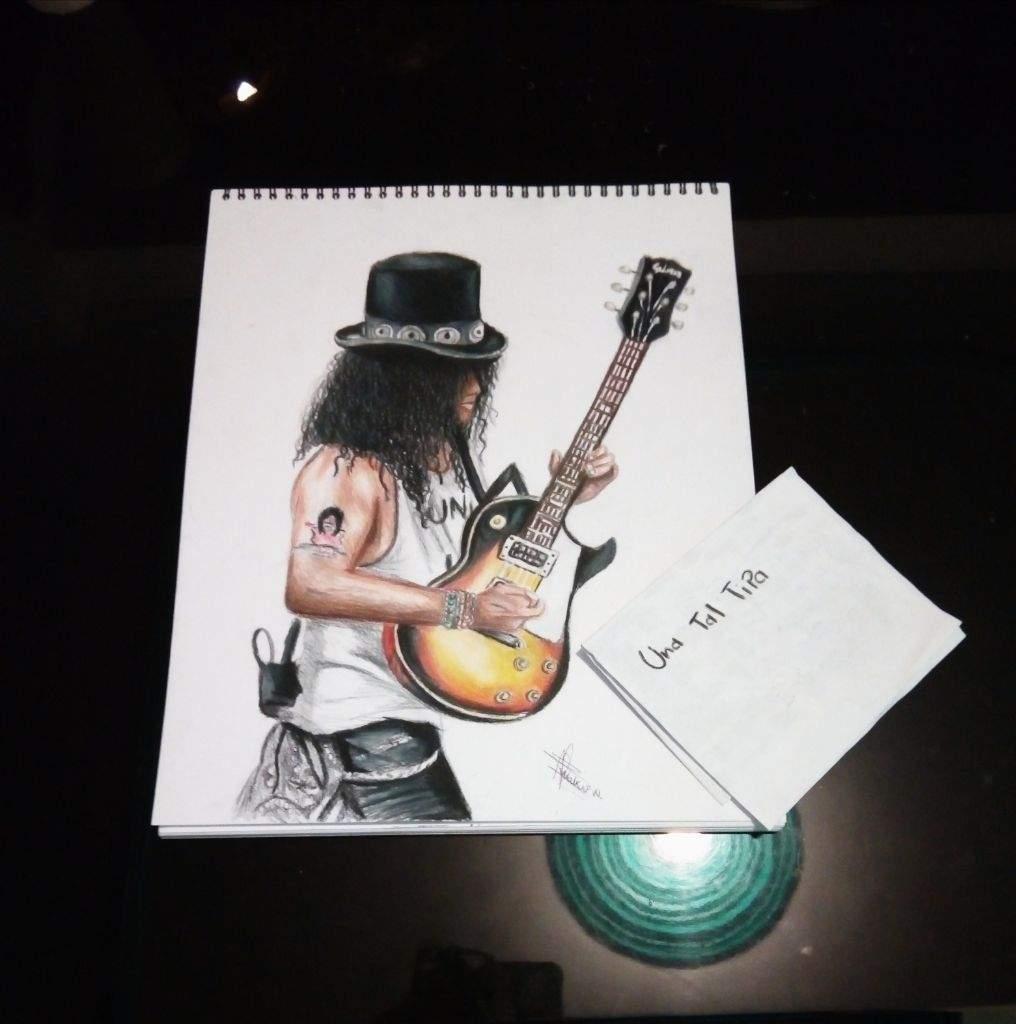 Dibujo De Slash Rock Amino Amino
