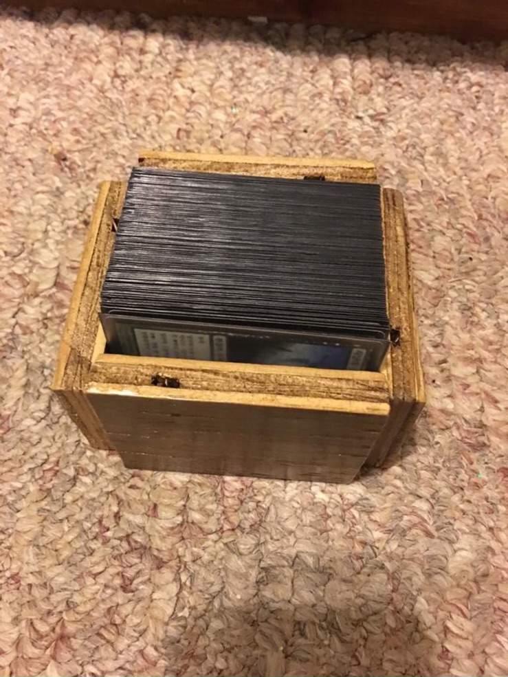 Custom Deck Box Mtg Amino