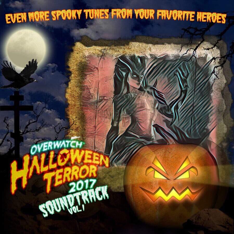 the (2017) halloween terror soundtrack album review (vol. 1