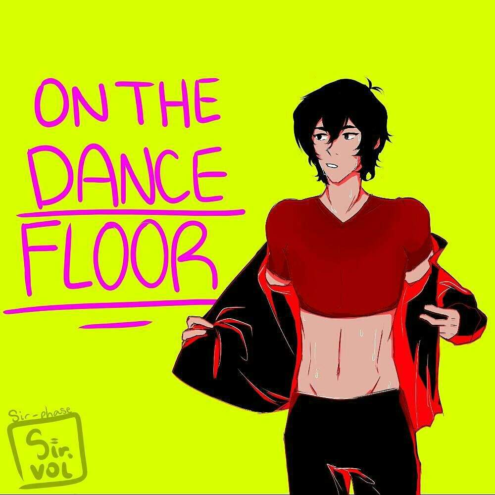 I Bet You Look Good On The Dance Floor Voltron Amino