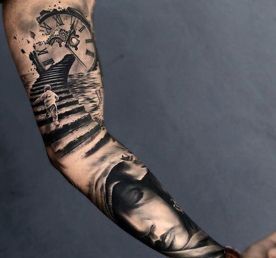 56 Originales Tatuajes En El Brazo Parte Ii Love Tattoos Amino - Tattoos-en-los-brazos