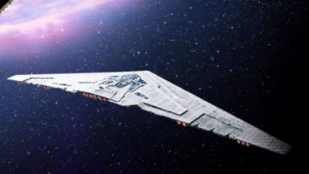 Image result for snoke's ship