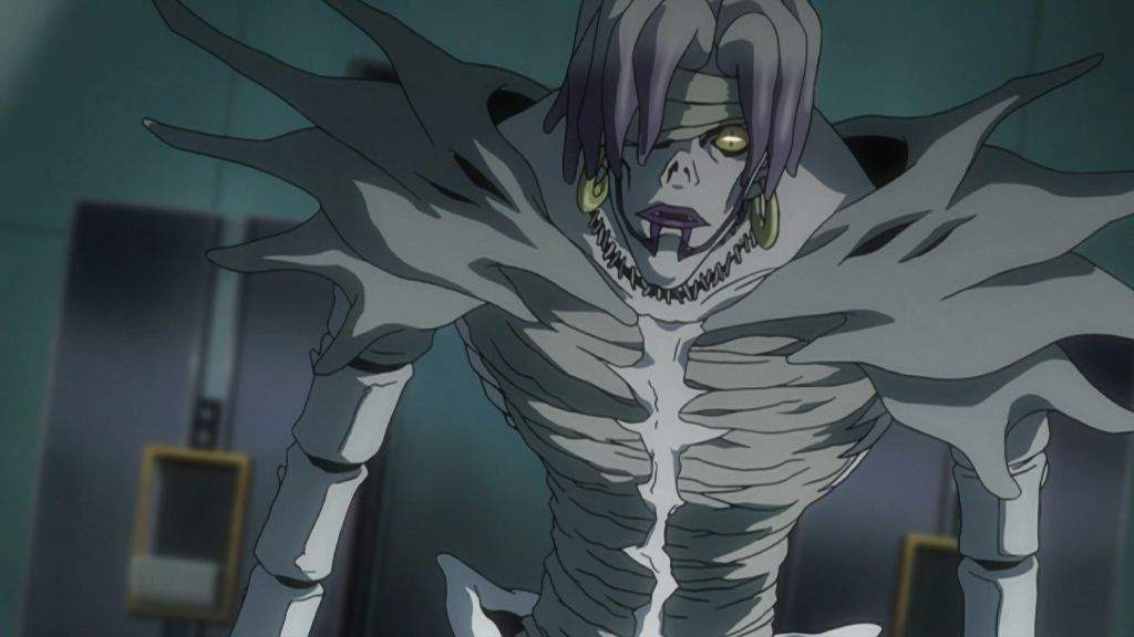 death note rem and ryuk - photo #8