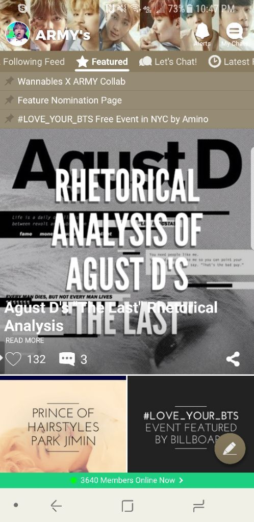 Agust D's