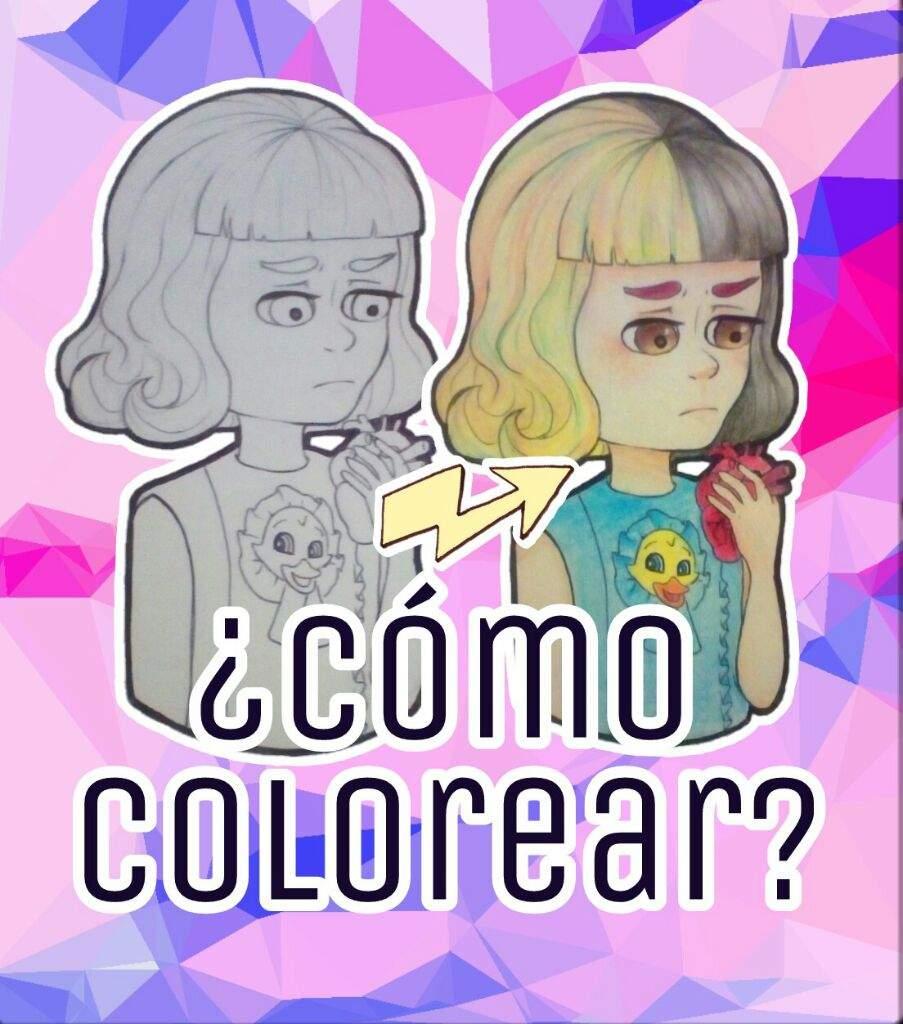 Tutorial: ¿como colorear? | •Crybabies• Amino