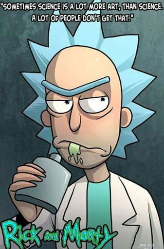 Rick Sanchez Quotes Impressive Rick And Morty Gifs On My Phone  Rick And Morty Amino