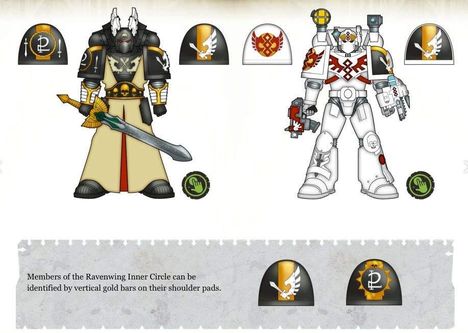 Ravenwing | Wiki | Warhammer 40K Amino