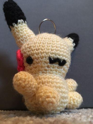 Pokemon Amigurumi Round-Up! - Knot Bad | 512x384